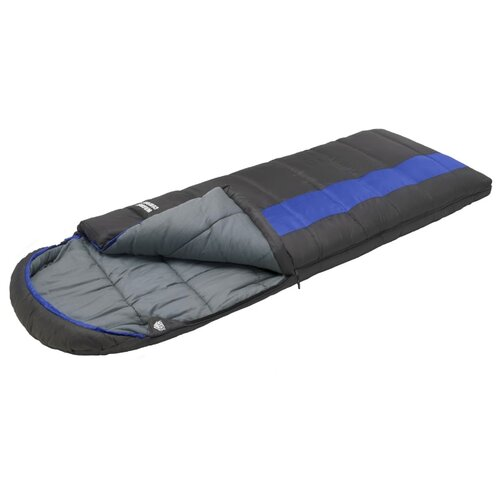 Спальный мешок TREK PLANET Warmer Comfort серый/синий с правой стороны спальный мешок trek planet glasgow 70331