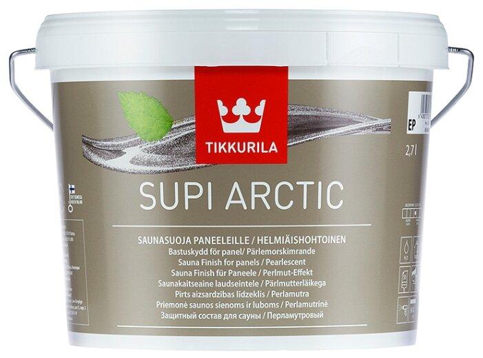 Биоцидная пропитка Tikkurila Supi Arctic