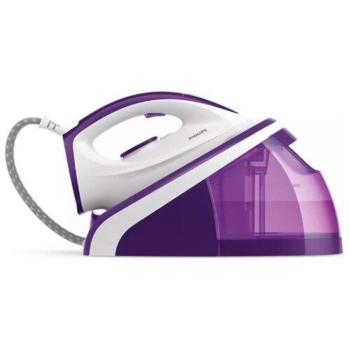 Фото - Парогенератор Philips HI5919/30 белый/фиолетовый парогенератор
