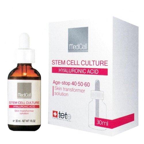 Сыворотка TETe Cosmeceutical MediCell Skin Transformer Solution трансформирующая для интенсивного омоложения для лица, 30 мл