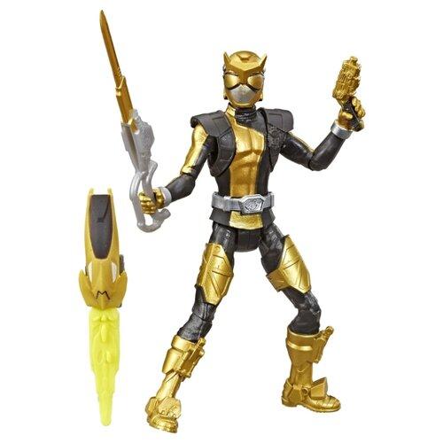 Купить Фигурка Hasbro Power Rangers Золотой Рейнджер с боевым ключом E6030, Игровые наборы и фигурки