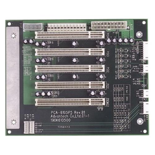 Объединительная плата Advantech PCA-6105P5-0B2E