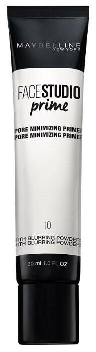 Maybelline основа под макияж Master Prime маскирующая поры 30 мл