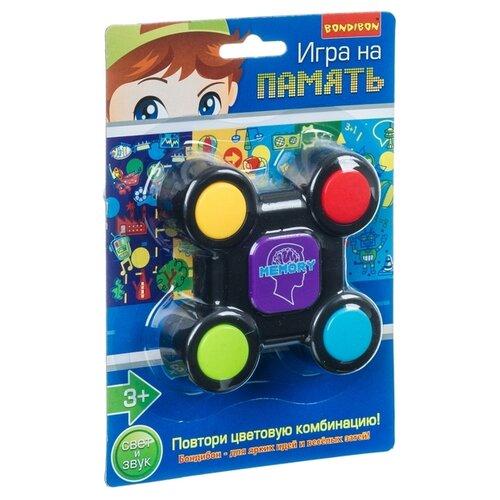 Купить Настольная игра BONDIBON На память для мальчиков, Настольные игры