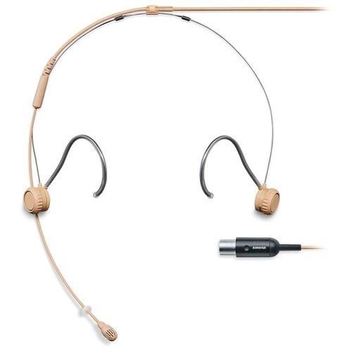Микрофон Shure TH53-MTQG, светло-коричневый