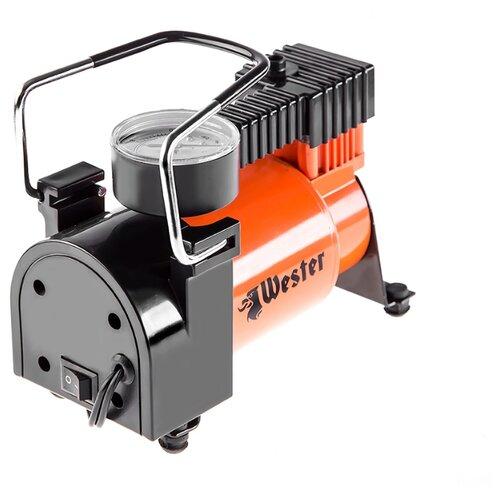 Автомобильный компрессор Wester TC-3035 оранжевый