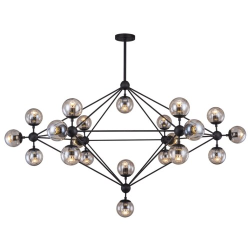 Люстра Lussole Loft Hartwell GRLSP-8166 люстра lussole loft hartwell lsp 8166 e27 840 вт