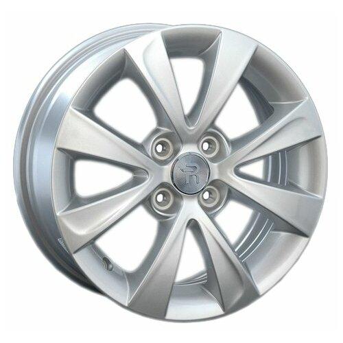 Фото - Колесный диск Replay H71 6х15/4х100 D56.1 ET53, silver колесный диск replay ki58 6х15 4х100 d54 1 et48