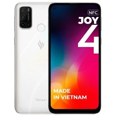 Смартфон Vsmart Joy 4 3/64GB белый перламутр