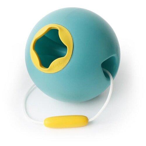 Ведро Quut Ballo Classic зелёная лагуна и спелый жёлтый