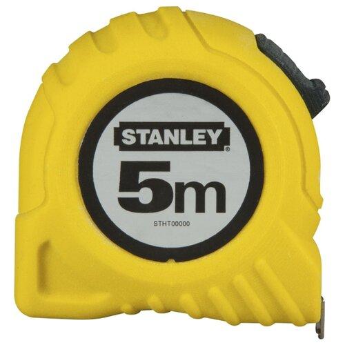 Измерительная рулетка STANLEY Global Tape 1-30-497 19 мм x 5 м шнур меловой разметочный stanley 30 м