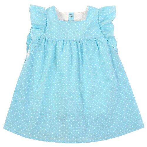 Купить Платье Мамуляндия размер 74, голубой, Платья и юбки