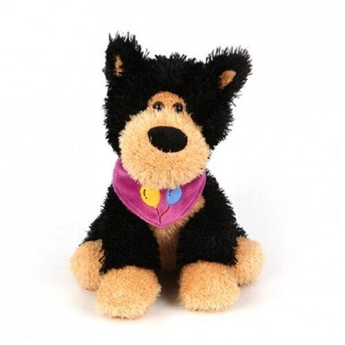 Мягкая игрушка Plush Apple Собака Черныш, 25 см