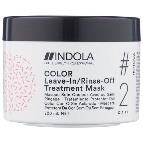Indola Innova Care Color Маска для окрашенных волос, 200 мл indola professional care кондиционер двухфазный для окрашенных волос 250 мл