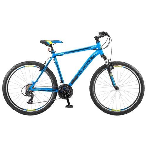 Горный (MTB) велосипед Десна 2610 V (2018) синий/черный 16