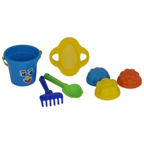 Купить Набор Полесье №26 для песка разноцветный, Cavallino, Наборы в песочницу