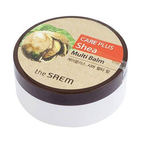 The Saem Care Plus Shea Multi Balm Универсальный бальзам с маслом ши, 17 г недорого