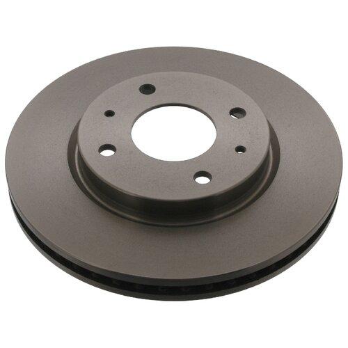 Комплект тормозных дисков передний Febi 28441 276x26 для Mitsubishi Galant, Mitsubishi Lancer (2 шт.)