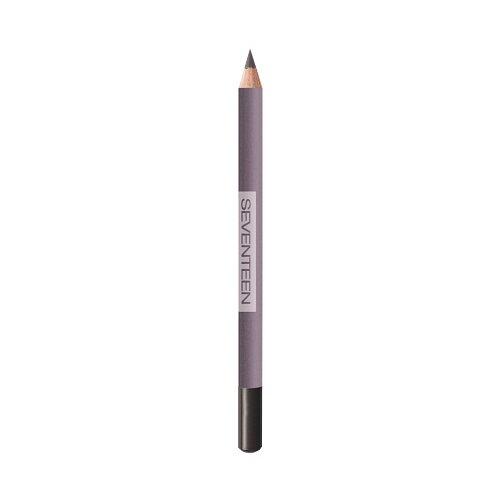 Seventeen Карандаш для век устойчивый Longstay Eye Shaper, оттенок 08 Steel Grey