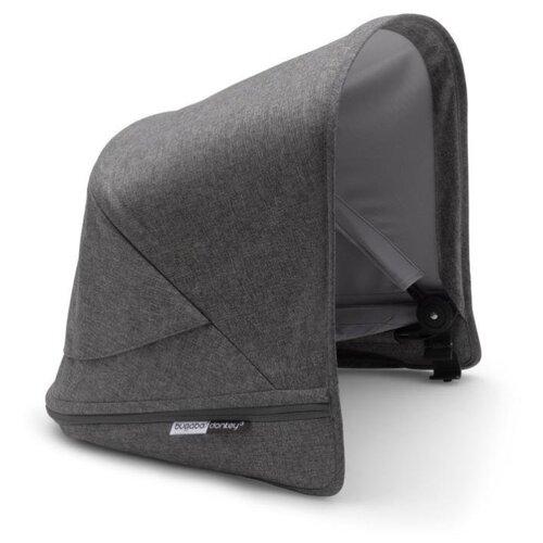 Купить Bugaboo Капюшон защитный для коляски Donkey 3 grey melange, Аксессуары для колясок и автокресел
