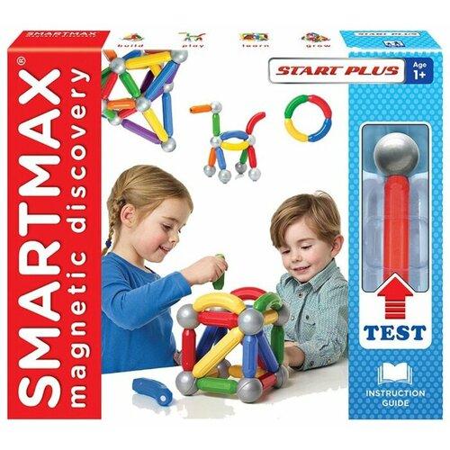 Купить Магнитный конструктор SmartMax Start 310 Plus, Конструкторы