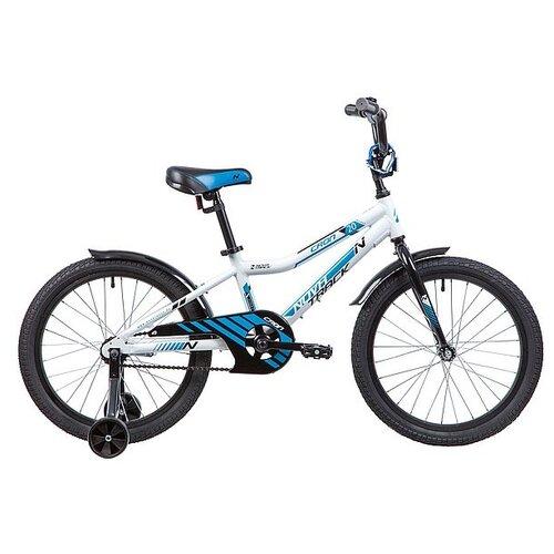 Фото - Детский велосипед Novatrack Cron 20 (2019) белый (требует финальной сборки) детский велосипед novatrack urban 20 2019 синий требует финальной сборки