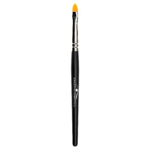Кисть Amazing Cosmetics Concealer черный/бежевый tegoder cosmetics