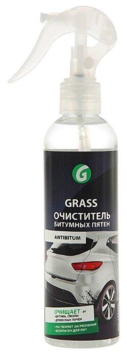 Очиститель кузова GraSS для удаления битумных пятен Antibitum, 0.25 л