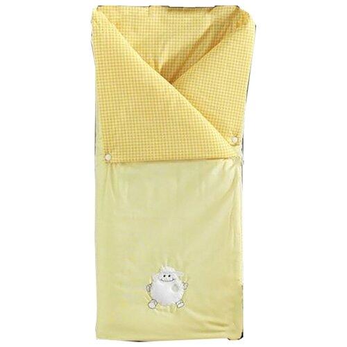 Купить Трансформер одеяло/конверт Kidboo FLUFFY SHEEP (стандарт), Конверты и спальные мешки