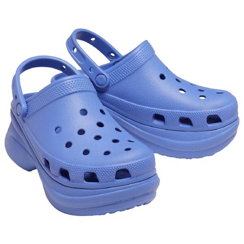 сабо женские crocs classic mammoth luxe цвет черный 204211 001 размер m7 w9 39 40 Сабо Crocs Classic Bae Clog, размер 39(W9), lapis