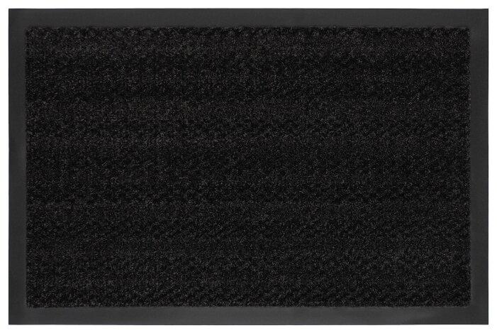 Купить Коврик придверный Велий Уран черный 120*180/ влаговпитывающий коврик/ковер в дом/в прихожую/коврик в коридор/ на ПВХ/резиновый/ не скользящий по низкой цене с доставкой из Яндекс.Маркета