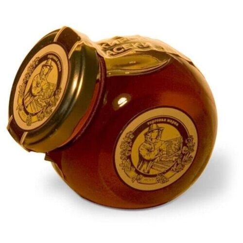 Мед Башкирские пасеки+ Неваляшка гречишный 250 г луговица мед натуральный гречишный 250 г