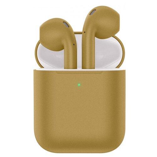 Беспроводные наушники Hoco ES32, gold/white наушники hoco es28 original series apple champagne gold
