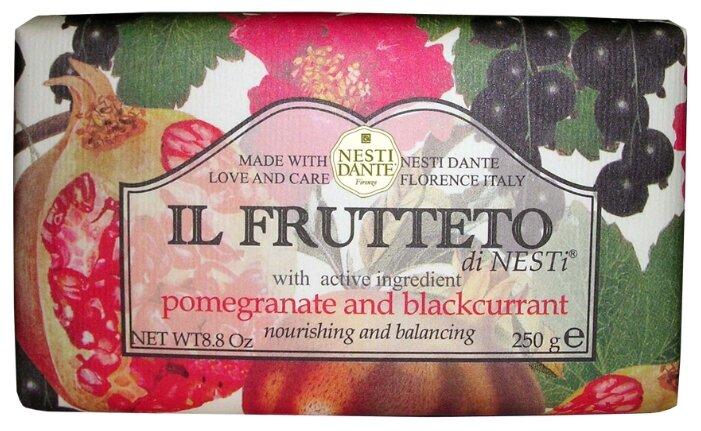 Мыло кусковое Nesti Dante Il Frutteto Pomegranante