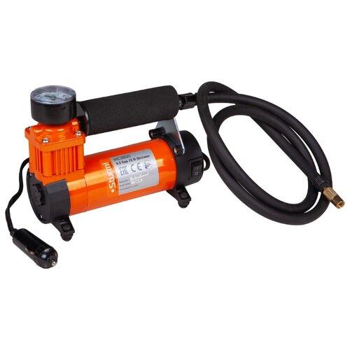 Автомобильный компрессор Sturm! MC8830 оранжевый / черный