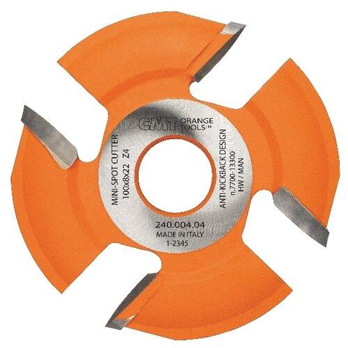 Пильный диск CMT 240.004.04 100х22 мм диск пильный твердосплавный cmt 226 060 10m