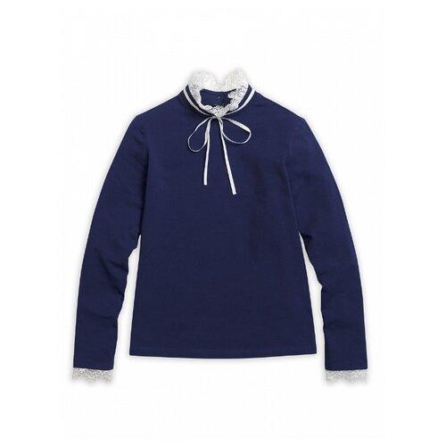 Купить Блузка Pelican размер 7, синий, Рубашки и блузы