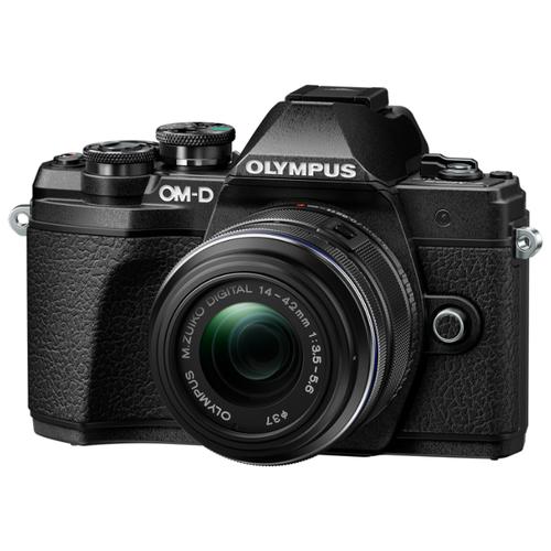 Фотоаппарат Olympus OM-D E-M10 Mark III Kit черный M.Zuiko Digital 14‑42mm F3.5‑5.6 II R