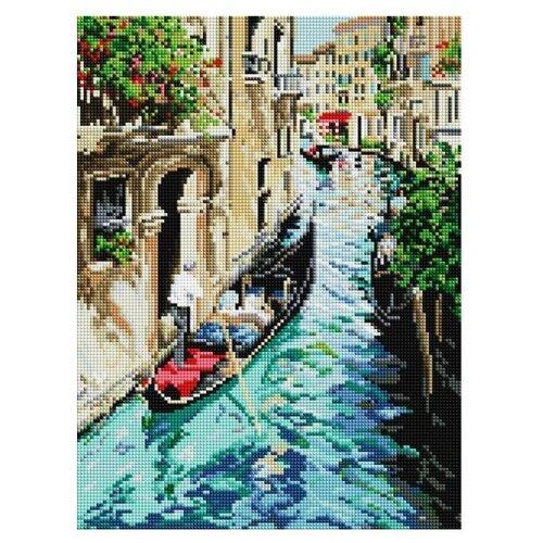 Купить Белоснежка Набор алмазной вышивки Прогулка по Венеции (398-ST-S) 30x40 см, Алмазная вышивка