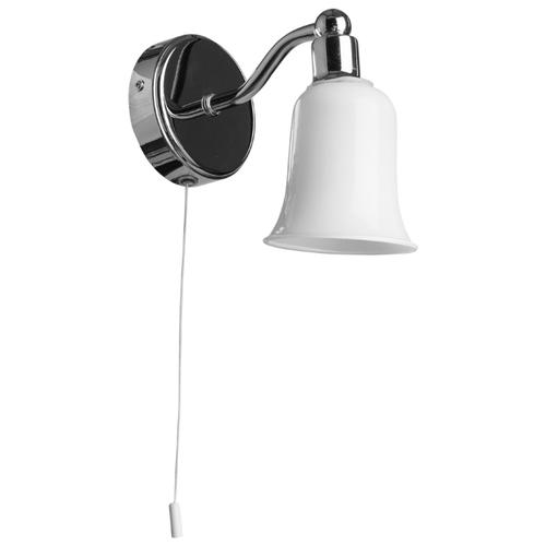 Бра Arte Lamp Aqua A2944AP-1CC, с выключателем, 28 Вт arte lamp бра arte lamp aqua a4444ap 1cc