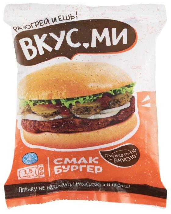 Вкус.Ми Замороженный бургер Смак 100 г