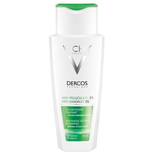 Vichy шампунь Dercos Anti-Dandruff Normal to Oily Hair 200 мл vichy dercos anti dandruff