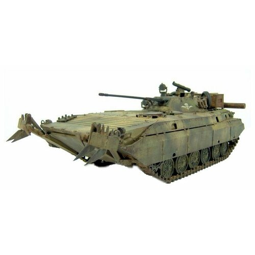 цена на Сборная модель ZVEZDA Советская боевая машина пехоты БМП-2Д (Афганская война) (3555) 1:35