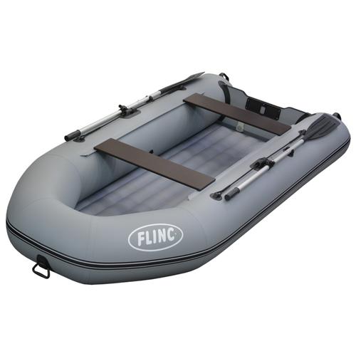 Фото - Надувная лодка Flinc FT320A серый надувная лодка flinc ft340к зеленый