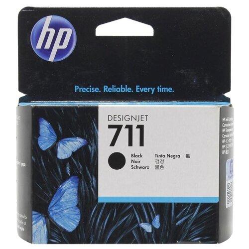Фото - Картридж ориг. HP CZ133A (№711) черный для DesignJet T120/T520 (80мл), цена за штуку, 186489 картридж hp cz133a для hp dj t120 t520 черный