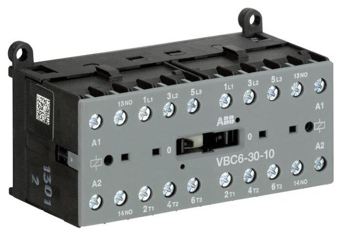 Контакторный блок/ пускатель комбинированный ABB GJL1213901R1106