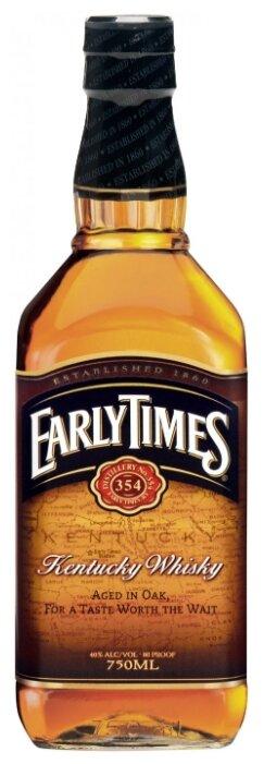 Виски Early Times, 0.75 л