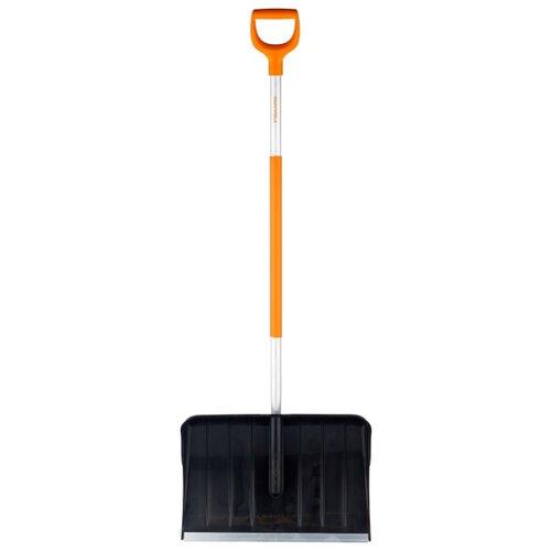 Фото - Лопата FISKARS SnowXpert 1026791 черный/оранжевый щетка скребок fiskars snowxpert 1019352 белый оранжевый