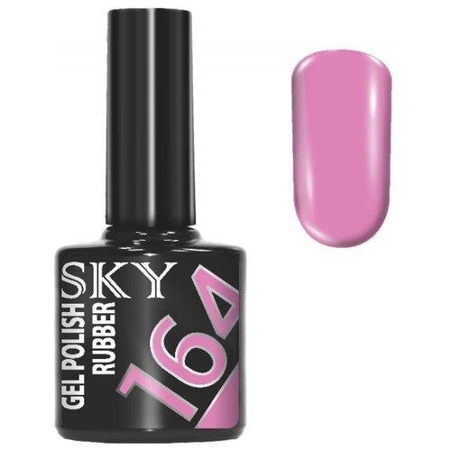Фото - Гель-лак для ногтей SKY Gel Polish Rubber, 10 мл, 164 гель лак для ногтей claresa gel polish 5 мл оттенок purple 610