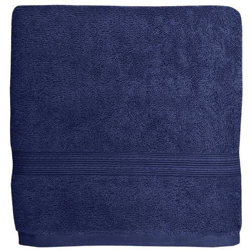 Bonita Полотенце Classic банное 50х90 см темно-синий полотенце bonita клетка 35 х 62 см
